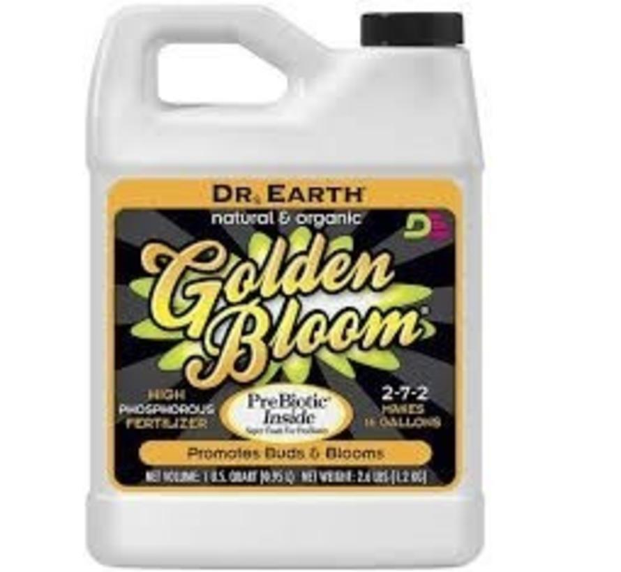 Dr Earth Golden Bloom Quart