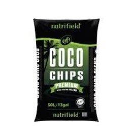 Nutrifield Nutrifield 50/50 Coco Chips 50L