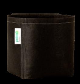 Geopot Black Geopot Fabric Pots /wo Handles