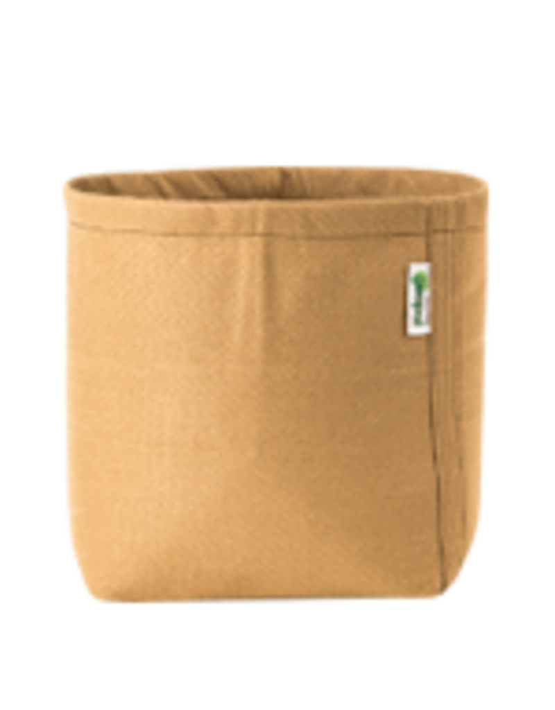 Geopot Tan Geopot Fabric Pots /wo Handles