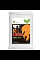 Vital Soil Builder Amended Biochar 1.5 CF