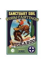Sanctuary Soil Buckaroo Worm Castings (20 yard Min)