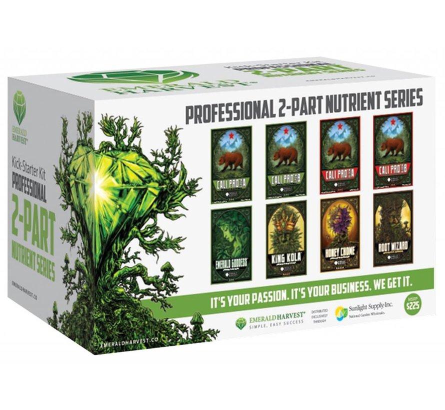 Emerald Harvest Kick-Starter Kit - 2 Part Base