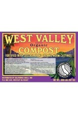 Pacific Grow Supply West Valley Compost Cubic Yard (20 yard Min)