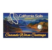 Pacific Grow Supply Cascade Worm Castings Cubic Yard (20 yard Min)