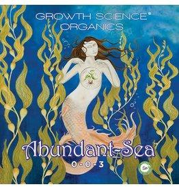Growth Science Growth Science Abundant Sea