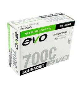 EVO EVO, Inner Tube, 700 x 28-35, Schrader, 32mm