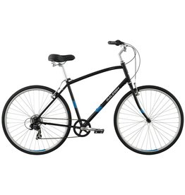 Raleigh Raleigh, Detour 1, Black, MD 17""