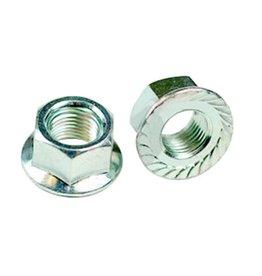 Wheels Manufacturing Wheels Mfg., Axle Nut, M10 x 1