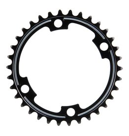 Shimano Shimano, FC-9000 Dura-Ace, 34T Inner Chainring, 11sp, BCD: 110mm, 4 Bolt, Aluminum, Silver