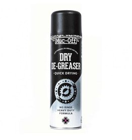 Muc-Off Muc-Off, Quick Dry Chain Cleaner, 500ml *** HAZARDOUS MATERIALS AEROSOLS ***