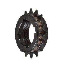 Halo Halo, 6-Pawl Freewheel, 1.37'' x 24TPI, Cr-Mo, 17T, Black
