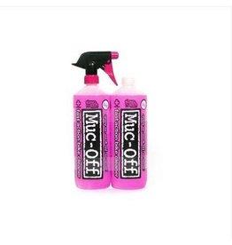 Muc-Off Muc-Off, Nano Tech Bike Cleaner, 2 x 1L Bottles