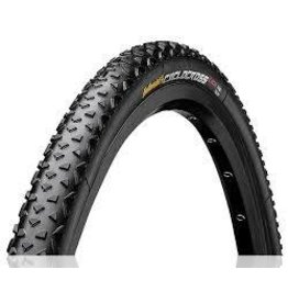 Continental Continental, Cyclocross Race Tire, 700 x35, Foldable, Black