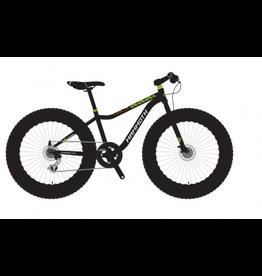 Genesis Cycle Genesis Mammoth Fatbike Black/Green Medium