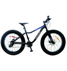 Genesis Cycle Genesis Mammoth Fatbike Black/Blue Medium