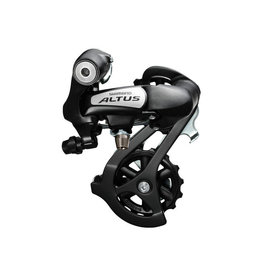 Shimano REAR DERAILLEUR, RD-M310-L, ALTUS 7/8-SPEED DIRECT ATTACHMENT BLACK