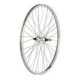 "49N 49N, Alex X101 24"" Front Wheel, 36 Hole, Steel, Silver"