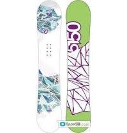 5150 5150, Cypress Snowboard, 144 cm