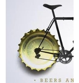 Bike Centric Bike Centric, Large Print