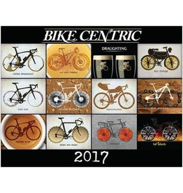Bike Centric Bike Centric, 2017 Calendar