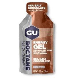 GU Energy Labs GU, Roctane, Sea Salt Chocolate, BOX of 24