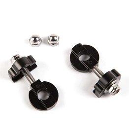 EVO EVO, Chain Tensioner, for 10mm Axles, Black