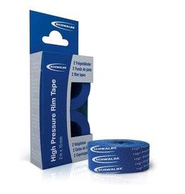 Schwalbe Schwalbe, Rim Tape, Adhesive, High Pressure, 18 mm (2 PACK)