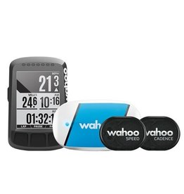Wahoo Fitness Wahoo, Cycle Computer, ELEMNT Bolt, Bundle