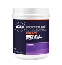 GU Energy Labs GU, Roctane Energy Drink Mix, Grape (caffeine free), 780g