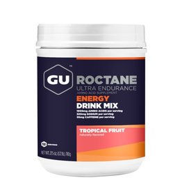GU Energy Labs GU, Roctane Energy Drink Mix, Tropical Fruit, 780g