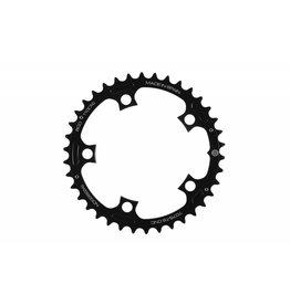 Rotor Rotor, Chainring, NoQ, Inner, BCD 110 x 5, 39T, Black
