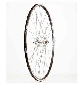 The Wheel Shop The Wheel Shop, Front 700C Wheel, Alex DA22/TH-50, DW Black Rim, 32XDT Champion