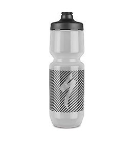 Specialized Specialized, Water Bottle, Purist WaterGate, 26 oz, Translucent/S-Logo