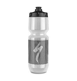Specialized Specialized, Water Bottle, Purist MoFlo, 26 oz, Translucent/S-Logo