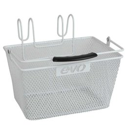 EVO EVO, E-Cargo Lift Off Mesh, Basket, White