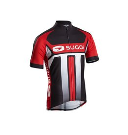 Sugoi Sugoi, Men's Evolution Pro Jersey, Black