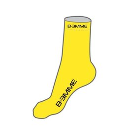 Biemme Biemme, Socks, Meryl High, Neon Yellow