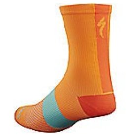 Specialized Specialized, Socks, SL Tall, Neon Orange