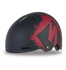 Specialized Specialized, Helmet, Covert, Red Stencil, Kids