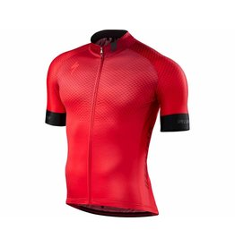 Specialized Specialized, Men's Jersey, SL Pro, RF Matrix/Team Red
