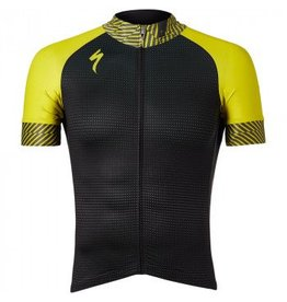 Specialized Specialized, Men's Jersey, SL Expert, Dot Fade/Limon