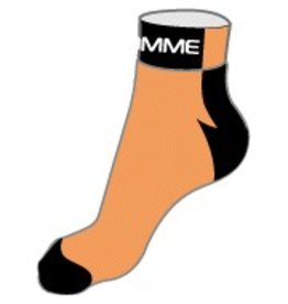 Biemme Biemme, Socks, Coolmax Low, Neon Orange
