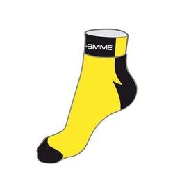 Biemme Biemme, Socks, Coolmax Low, Neon Yellow