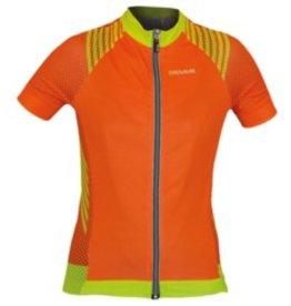 Biemme Biemme, Women's Jersey, Sharp, Neon Orange/Neon Yellow