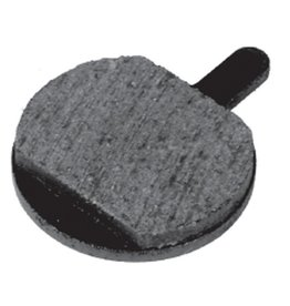 Eclypse Eclypse, W1 Semi-Metallic, Disc brake pads, Hayes MX5, CX, MX4, MX2, Sole