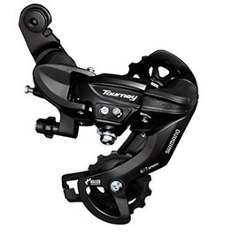 Shimano Shimano, RD-TX75, Rear derailleur, 6/7sp., With adapter, Smart