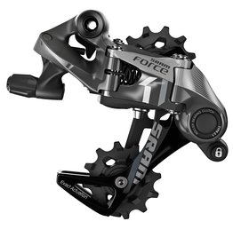 SRAM SRAM, Rear Derailleur, Force 10 sp., Short Cage