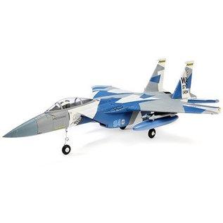 F-15 Eagle 64mm EDF BNF w/AS3X & SAFE
