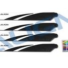 AGN 150 Main Blade(black)